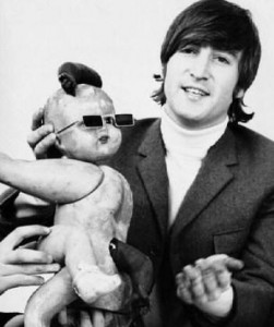 John Lennon Butcher Cover Photo Shoot